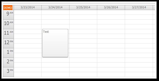 event calendar printing asp.net