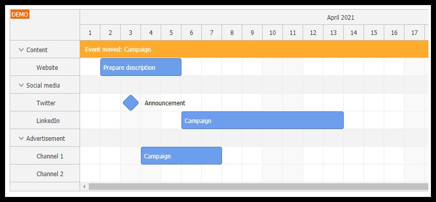 React: Activity Planning System (Node, Express, PostgreSQL)