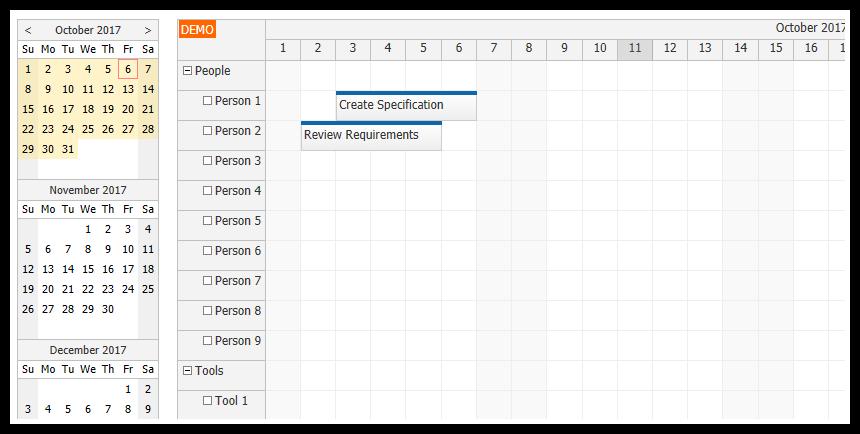 AngularJS Scheduler Tutorial