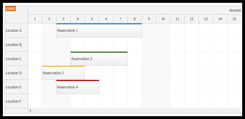 React Scheduler: TypeScript Project