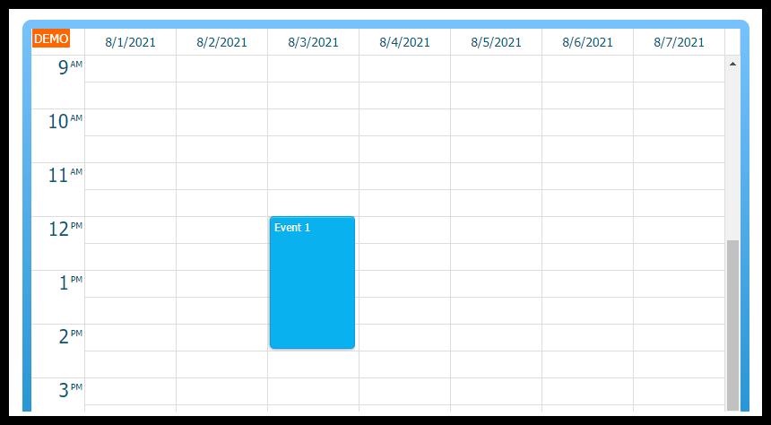 angular calendar css themes