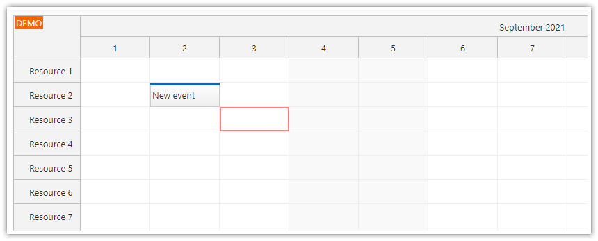 javascript scheduler how to use keyboard api