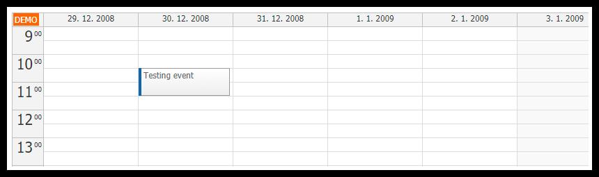 asp.net calendar tutorial database event moving