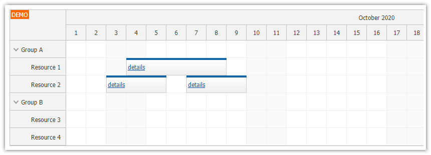 Angular Scheduler: Rendering Angular Components Inside Events