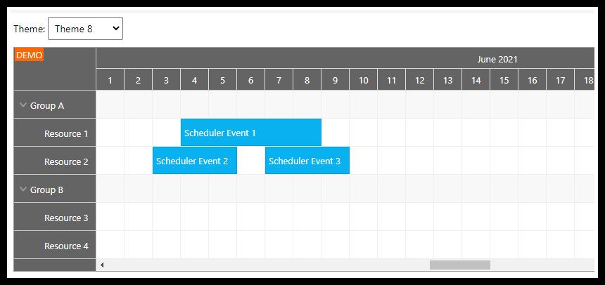 angular scheduler css theme 8
