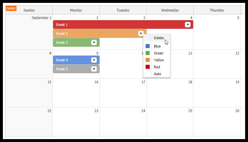 React Monthly Calendar Tutorial