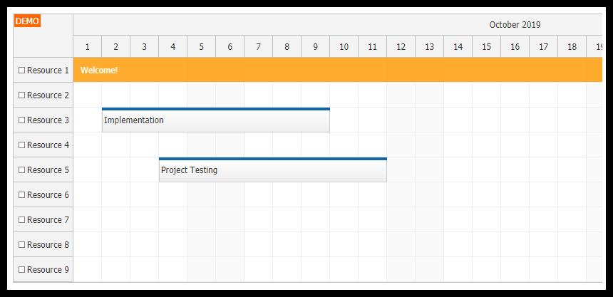 angular scheduler typescript spring boot java