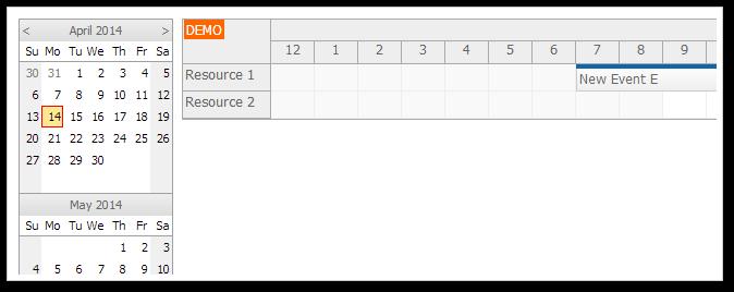 scheduler asp.net modalpopupextender