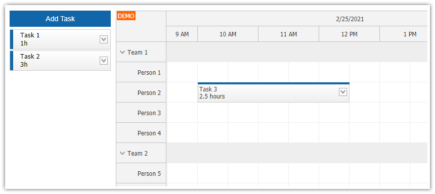 react work order planning system php mysql