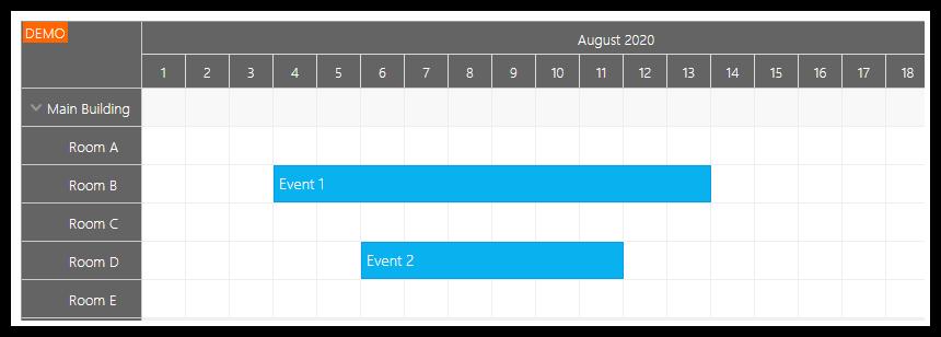 ajax scheduler javascript php