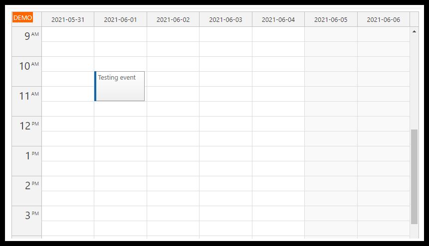 ASP.NET Calendar: Database & Event Moving Tutorial (C#, VB.NET)