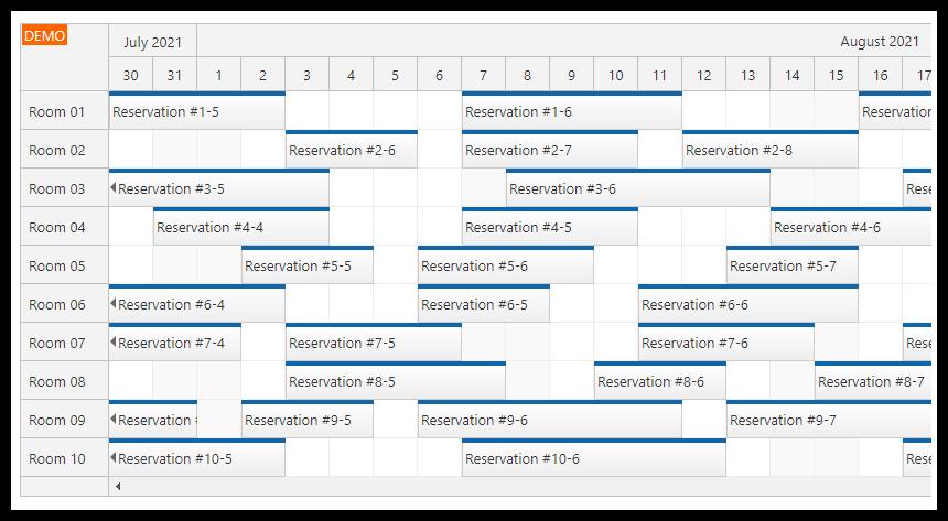 ASP.NET Scheduler Tutorial