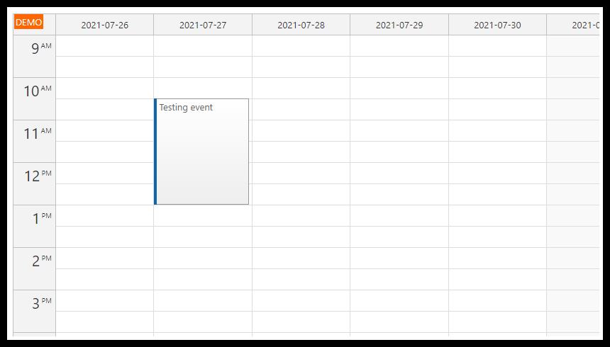 ASP.NET Event Calendar Printing (C#, VB)