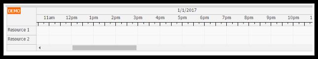 Tutorial: JavaScript Scheduler Time Header Customization