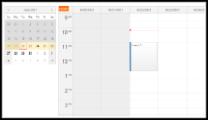 JavaScript Calendar: Blocking Selected Dates