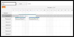 Angular Scheduler: Row Searching Tutorial