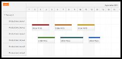 Angular 12 Scheduler Quick Start Project