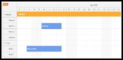 HTML5 Scheduler