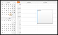 ASP.NET Event Calendar and ModalPopupExtender (C#)