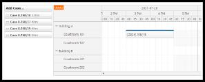 ASP.NET Courtroom Schedule Tutorial (C#, VB.NET)