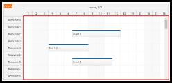 Vue Scheduler: On-Demand Event Loading