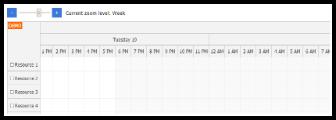 JavaScript Scheduler: Zoom