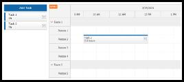 React Work Order Planning System (PHP/MySQL)