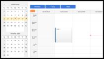 Angular Calendar: Date Switching