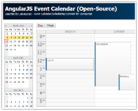 AngularJS Event Calendar (Open-Source)