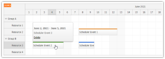 Angular Scheduler: Dynamic Tooltip