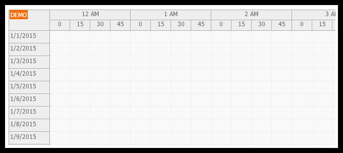 asp.net mvc 5 timesheet hours minutes