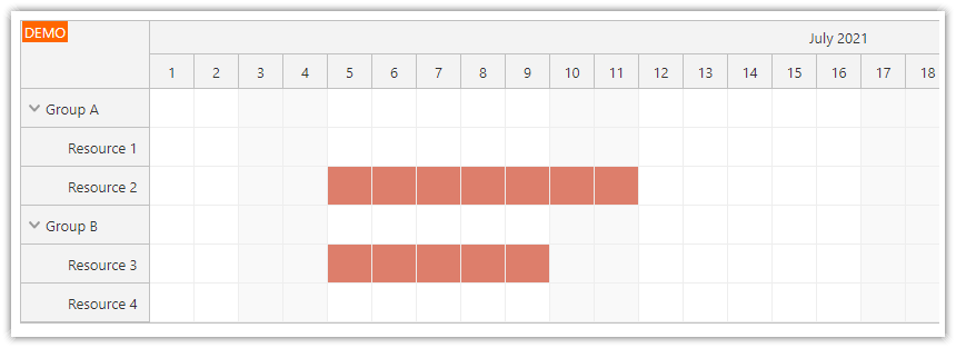 how to disable time slots in the angular scheduler component