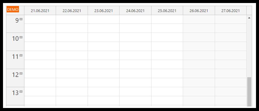 html5 javascript event calendar spring boot java locale