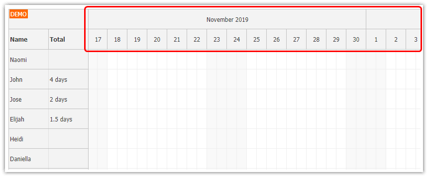 angular-annual-leave-scheduling-application-asp.net-core-time-axis.png