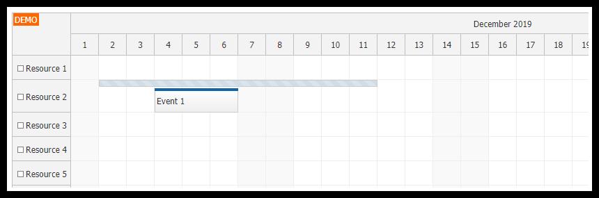 javascript-scheduler-highlight-target-drag-and-drop-date-range.png