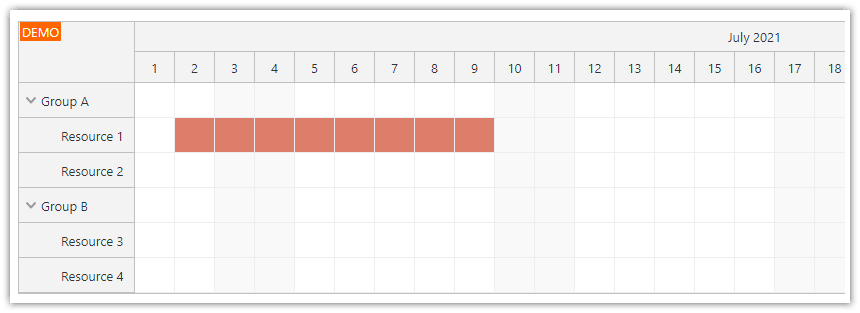 angular scheduler disable time slots using drag and drop updated