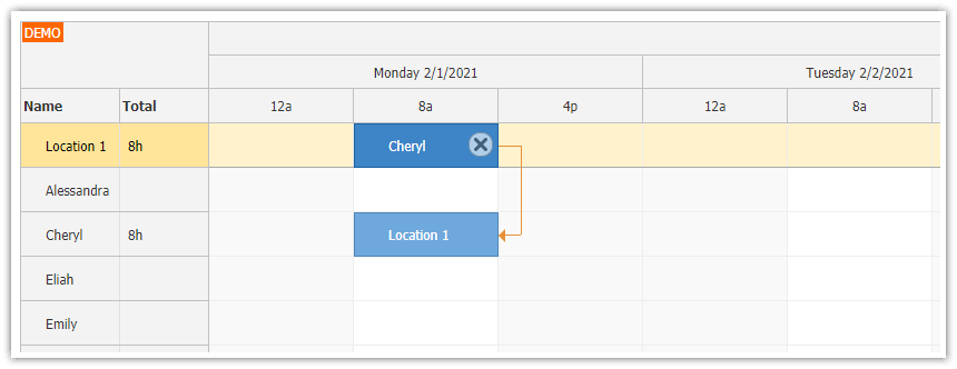 react-shift-scheduling-application-php-mysql-new-assignment.png