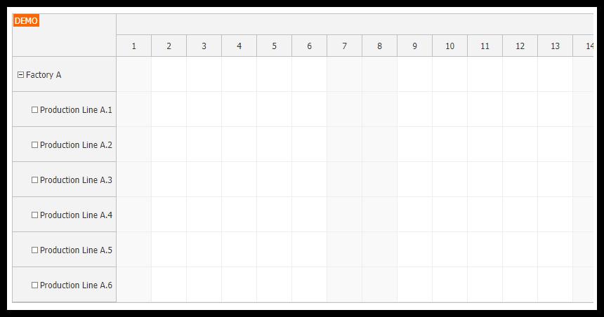 angular 8 scheduler component typescript