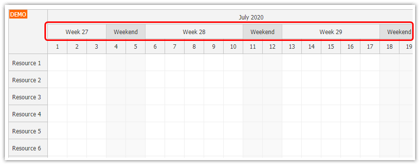 javascript-scheduler-time-header-segments-weekend.png