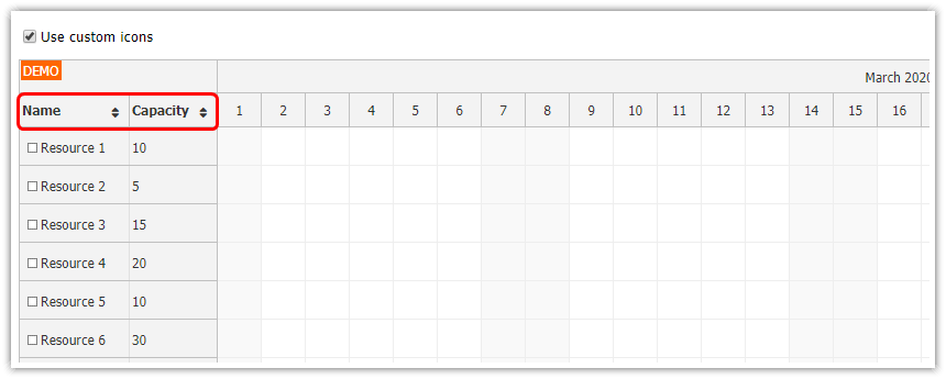 javascript-scheduler-row-sorting-custom-sort-icons.png