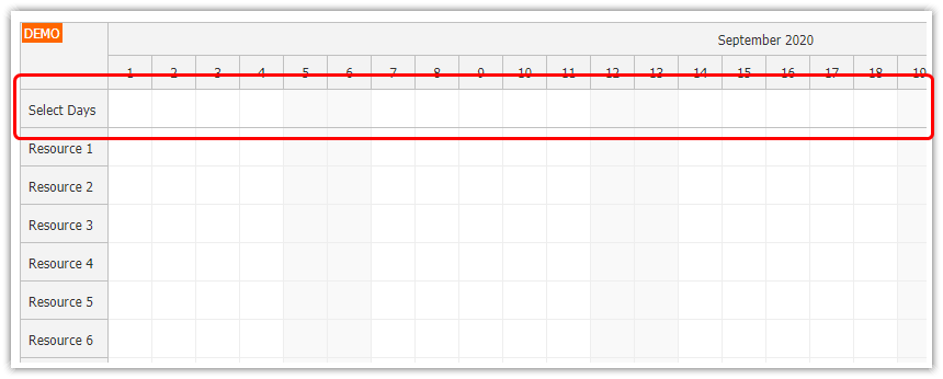 javascript-scheduler-frozen-rows-select-time-columns.png