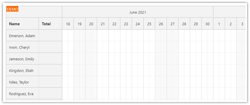 php annual leave scheduling tutorial ui configuration